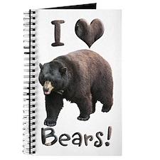 Helaine's American Black Bear Journal