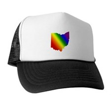 Ohio Gay Pride Trucker Hat