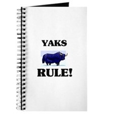 Yaks Rule! Journal