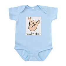 rockstar onesie
