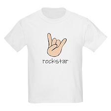 rockstar kids tee