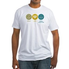 Peace Love Legal Assisting Shirt