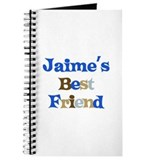Jaime's Best Friend Journal