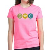 Peace Love Islam Tee