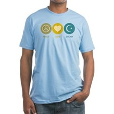 Peace Love Islam Shirt