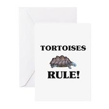 Tortoises Rule! Greeting Cards (Pk of 10)
