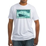 Merchant Marine Military Stamp Shirt