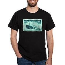 Merchant Marine Military Stamp T-Shirt