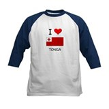 I Love Tonga Tee