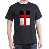 Red Cross on Beausant T-Shirt