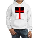 Red Cross on Beausant Jumper Hoody