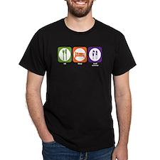 Eat Sleep Mad Science T-Shirt