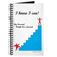 I Know I Can Weight Loss Journal