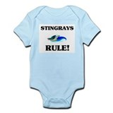 Stingrays Rule! Infant Bodysuit