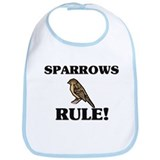 Sparrows Rule! Bib