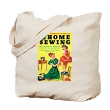 "Tote Bag - ""Home Sewing"""