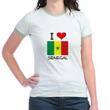 I Love Senegal T