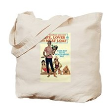 "Tote Bag - ""Life, Loves and Meat Loaf"""