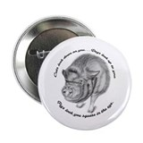 Pigs Look You Square in the Eye 2.25&quot; Button