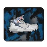 Choo Choo Shoe Mousepad