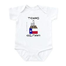 Texas Oilman Onesie