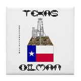 Oilfield texas Drink Coasters