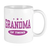 Grandma of Twins Coffee Mug