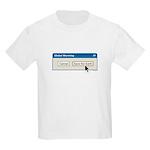 Save The Earth - PC version Kids Light T-Shirt