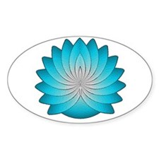 Resonata Oval Decal