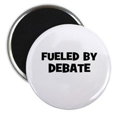Fueled by Debate Magnet