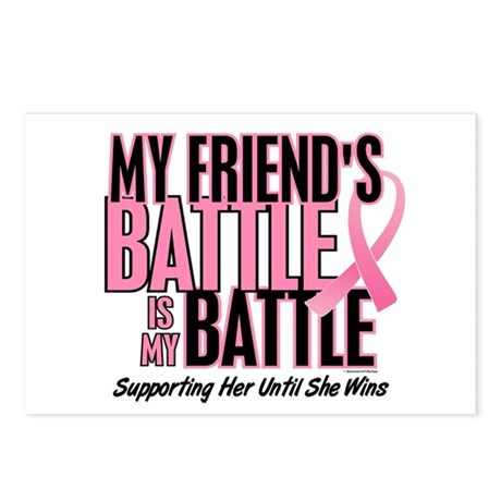 My Battle Too 1 (Friend BC) Postcards (Package of