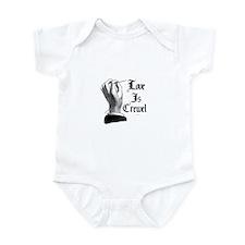 Love is Crewel Infant Bodysuit