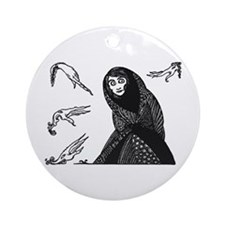 Faust 193 Ornament (Round)