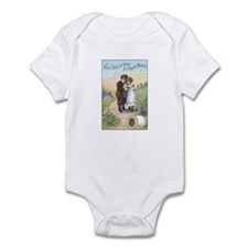 Children - Vintage Thread Ad Infant Bodysuit
