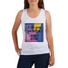 If Life Gives You Scraps - Qu Women's Tank Top