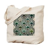 Tree Quilt - Quilt Craft Tote Bag