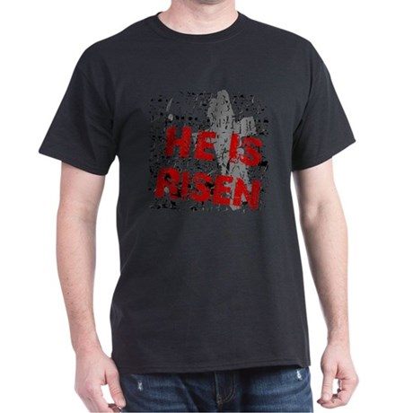 He is Risen Dark T-Shirt