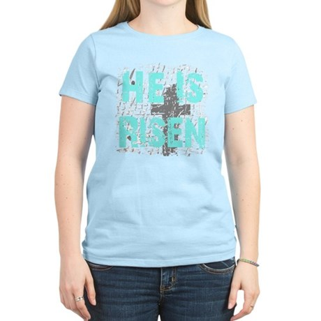 He is Risen Women's Light T-Shirt