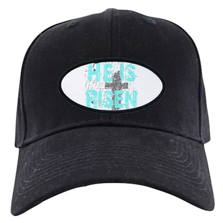 He is Risen Black Cap
