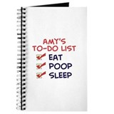 Amy's To-Do List Journal