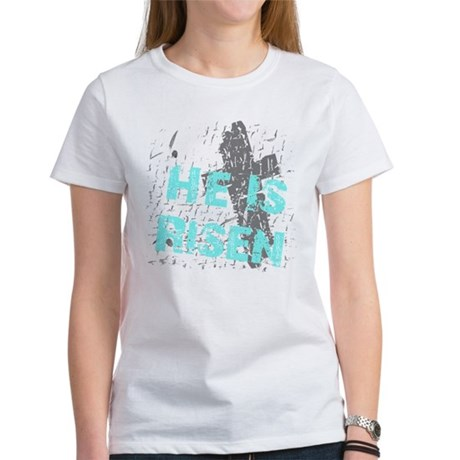 He is Risen Women's T-Shirt