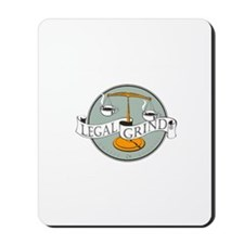 Legal Grind Mousepad