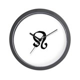 Leo Wall Clock