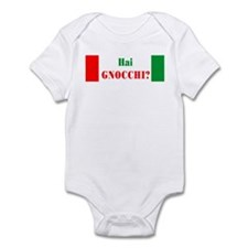 Hai Gnocchi? Infant Bodysuit
