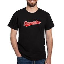 Retro Rwanda (Red) T-Shirt