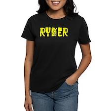 Ryker Faded (Gold) Tee