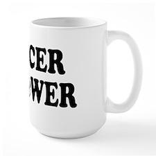 Soccer Widower Mug