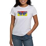 Butter (finger) Fly Eyes Women's T-Shirt