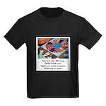 Quilts - Warm Treasures Kids Dark T-Shirt