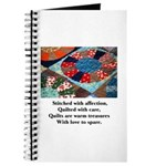 Quilts - Warm Treasures Journal